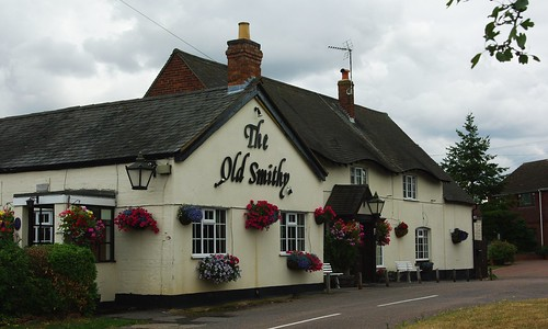 20110814-14_The Old Smithy Pub - Church Lawford by gary.hadden