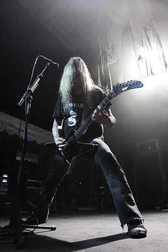 Roope Latvala - Children of Bodom Live in Singapore