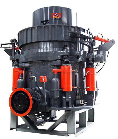 Shibang Hydraulic cone crusher