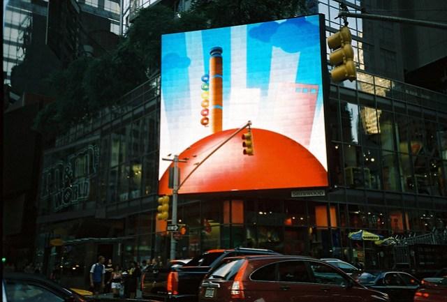 2011 New York 107