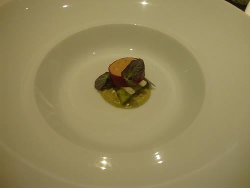 1st Course:  Chestnut