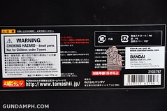 Formania Sazabi Bust Display Figure Unboxing Review Photos (18)