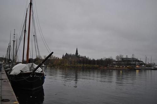2011.11.09.227 - STOCKHOLM - Strandvägen - Nordiska museet · Vasamuseet
