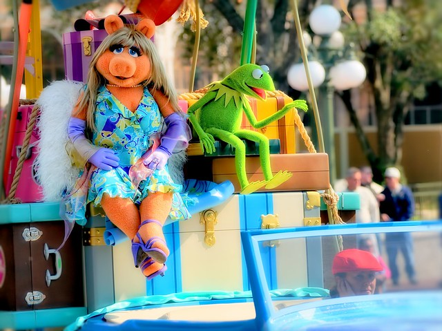I ? The Muppets