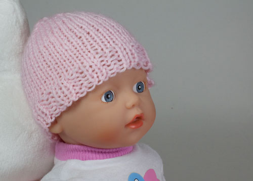 Puppenmütze #1