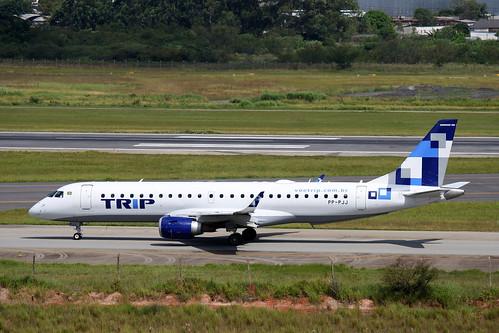 Trip | Embraer 190 @ SBGR