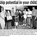 IWS Aurangabad - Find the leader in your child : Public seminar