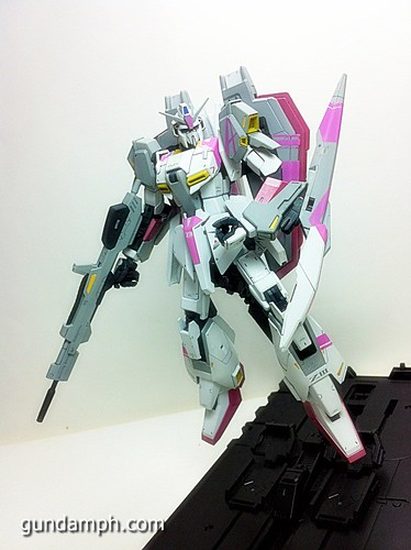MG Zeta Karaba White Unicorn Painted Build (3)