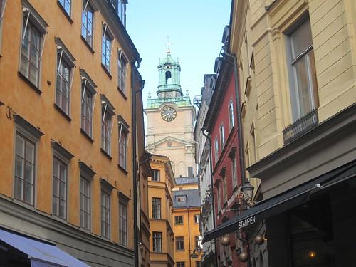 Gamla Stan. Estocolmo