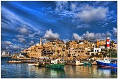 נמל יפו העתיקה   The old port, Jaffa, Israel