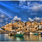 נמל יפו העתיקה | The old port, Jaffa, Israel