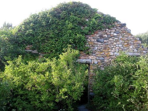 Scarborough ruins