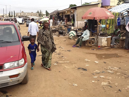 Gwarimpa Market Nigeria by Jujufilms