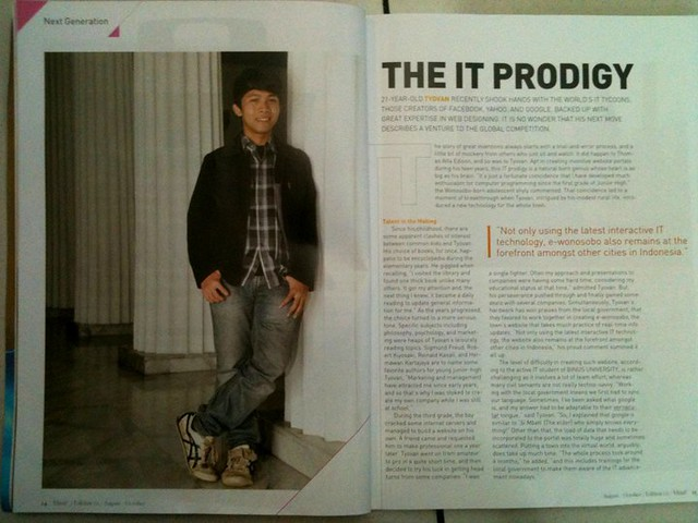 Tyovan on Mindplus Magazine