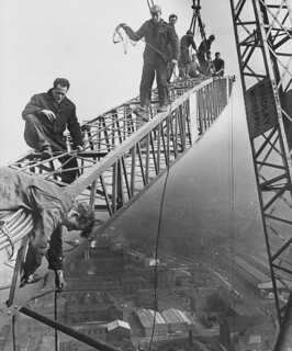 CIS construction workers, c.1962