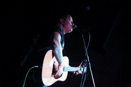 Austin Lucas, Motorco, Durham NC, 08/27/11