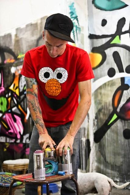 Elmo by Tilt