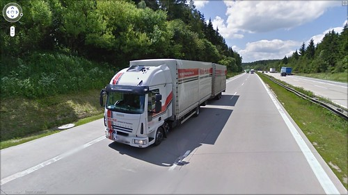 Eurocargo Wagon & Drag CZ