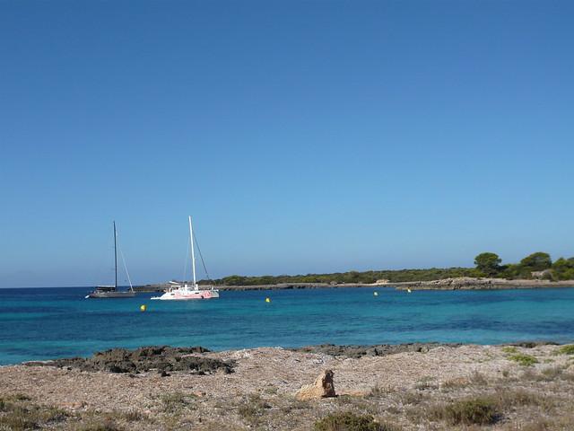 platja de Son Saura - Minorca