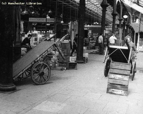 Smithfield Market, 1966