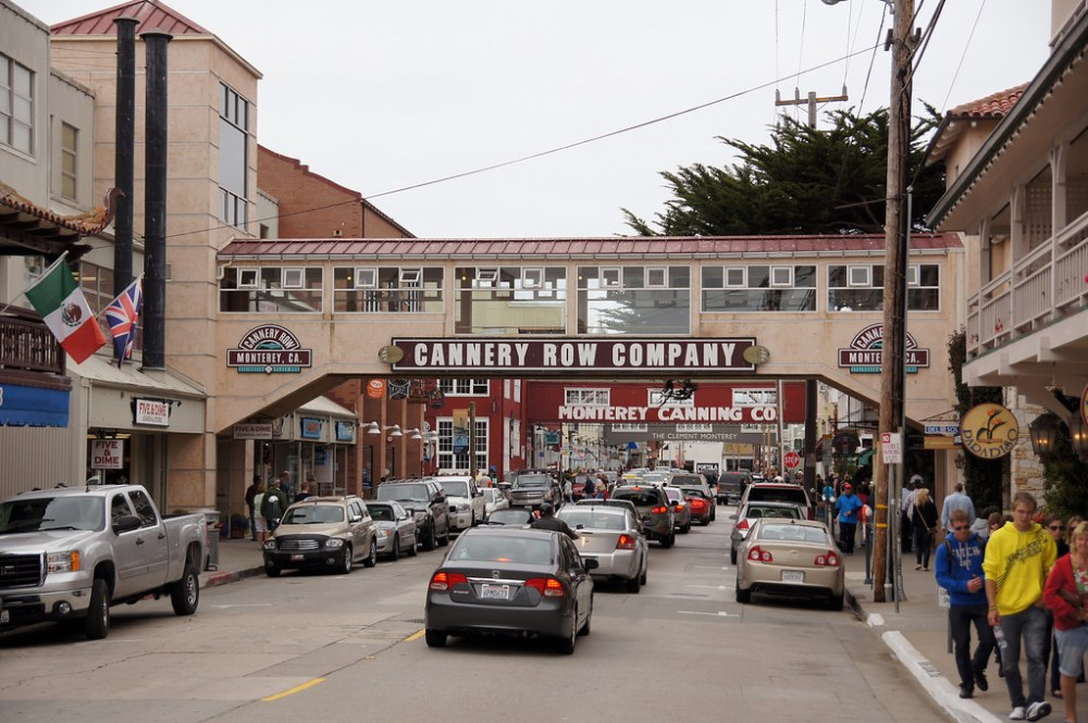To Cannery Row  (3/6)
