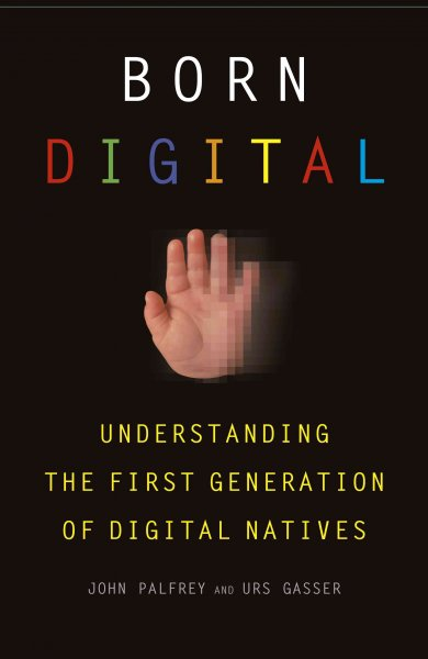 Born Digital book cover