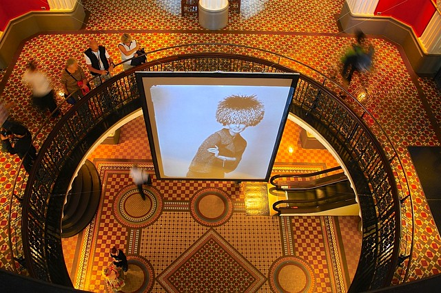 Bruno Benini, Lynn Gleeson, Powerhouse Museum, Queen Victoria Building, Sydney, Australia, fotoeins.com