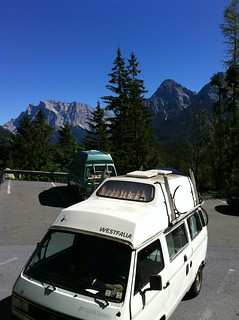 Westy on Tour (2011) - Fernpass