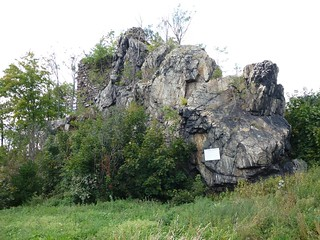 Ruiny Zamku Podskale by Polek