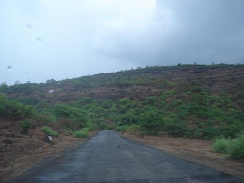 on the way to bhimashankar