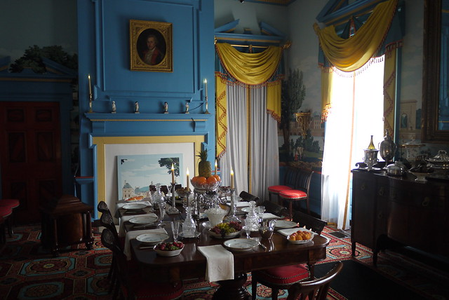 Interior, Hampton National Historic Site