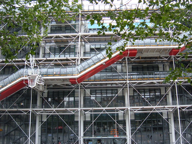 Centre Pompidour, París