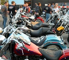 Harley Davidson UK, Harley night at the Ace