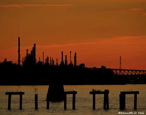 Burnaby Refinery