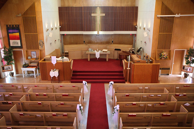 Knox United Church - Prince George, BC