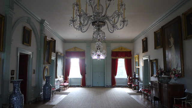 Main Hall, Hampton National Historic Site