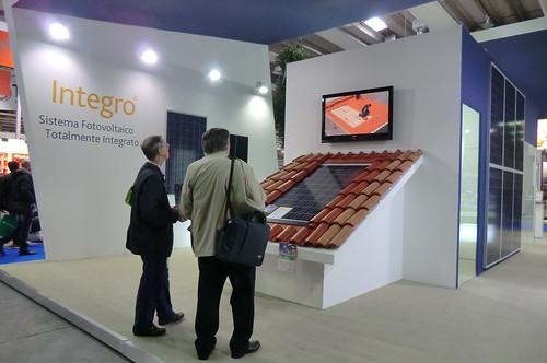 Fotovoltaico integrato di Sorgenia