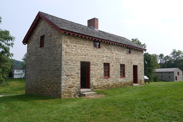 Slave quarter, Hampton National Historic Site