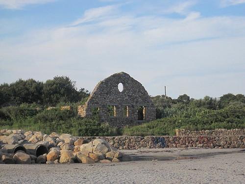 Scarborough Beach Ruins