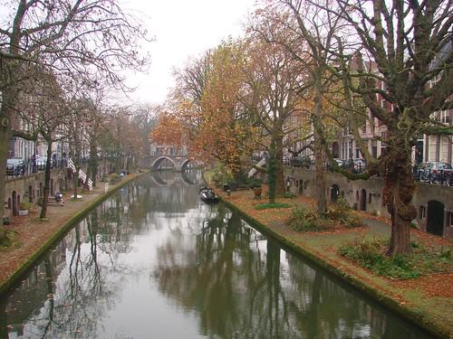 Autumn Oudegracht
