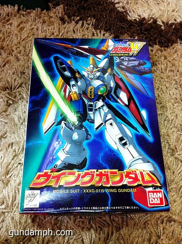 #1 144 NG Gundam Wing Complete List  1955 Make (Old School) (16)