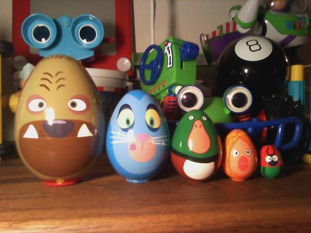 Toy Story Troikas Toys