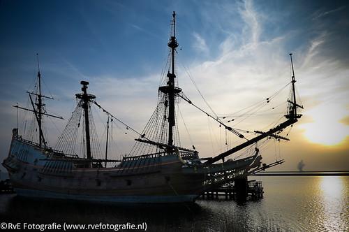 VOC schip de Batavia (27-03-2012).