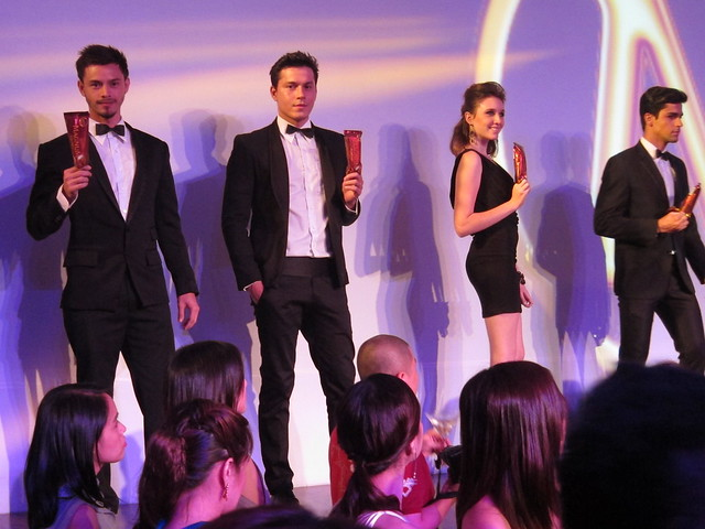 Lance Howard and models