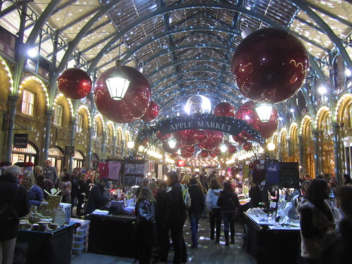 Christmas at Covent Garden