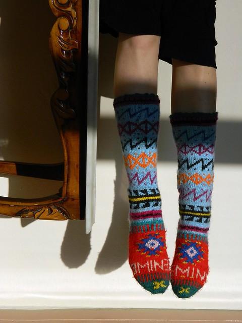 Emine's Socks