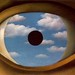 Magritte.The False Mirror