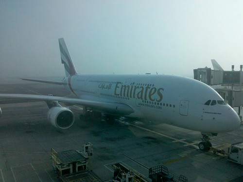 A380 Next to Us