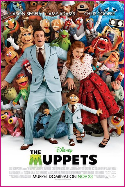 Disney-The-Muppets-Movie-Poster