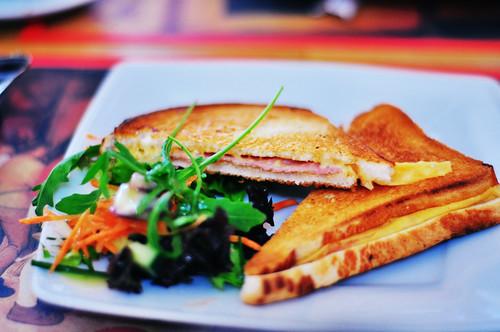 basic tosti ham/kaas
